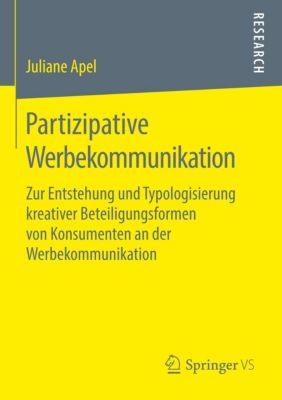 Partizipative Werbekommunikation, Juliane Apel