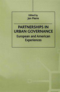 Partnerships in Urban Governance