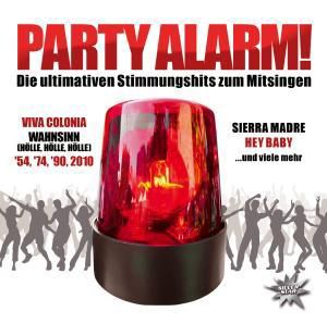 Party Alarm, Diverse Interpreten