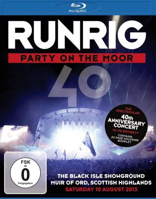 Party On The Moor (The 40th Anniversary Concert), Runrig