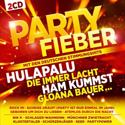 Partyfieber-Inkl.Hulapalu,Die Immer Lacht, Various