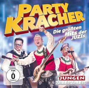 Partykracher - Die größten Hits der Juzis (CD+DVD), Die jungen Zillertaler