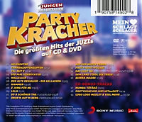 Partykracher - Die größten Hits der Juzis (CD+DVD) - Produktdetailbild 1