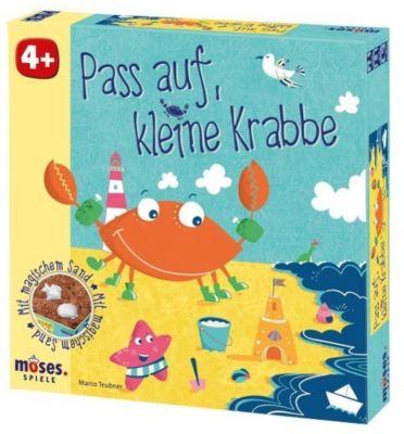 Pass auf, kleine Krabbe (Kinderspiel), Marco Teubner