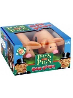 Pass the Pigs: Big Pigs, multilingual version (Spiel)