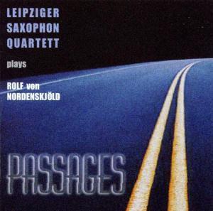 Passages, Leipziger Saxophon Quartett