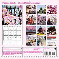 Passing beauty - Cherry blossoms in Japan (Wall Calendar 2019 300 × 300 mm Square) - Produktdetailbild 13
