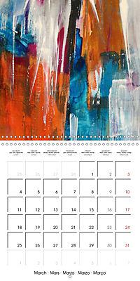 passion color (Wall Calendar 2019 300 × 300 mm Square) - Produktdetailbild 3