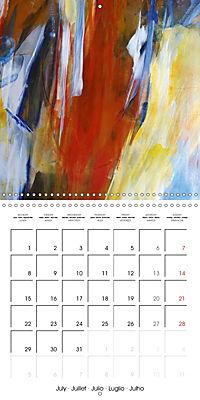 passion color (Wall Calendar 2019 300 × 300 mm Square) - Produktdetailbild 7