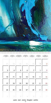 passion color (Wall Calendar 2019 300 × 300 mm Square) - Produktdetailbild 6