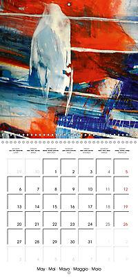 passion color (Wall Calendar 2019 300 × 300 mm Square) - Produktdetailbild 5
