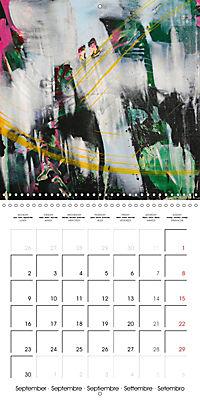 passion color (Wall Calendar 2019 300 × 300 mm Square) - Produktdetailbild 9