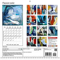 passion color (Wall Calendar 2019 300 × 300 mm Square) - Produktdetailbild 13
