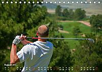 Passion Golf (Tischkalender 2019 DIN A5 quer) - Produktdetailbild 8