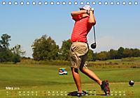 Passion Golf (Tischkalender 2019 DIN A5 quer) - Produktdetailbild 3