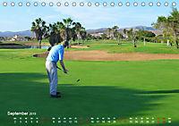 Passion Golf (Tischkalender 2019 DIN A5 quer) - Produktdetailbild 9