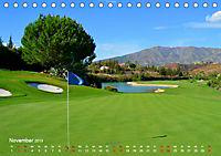 Passion Golf (Tischkalender 2019 DIN A5 quer) - Produktdetailbild 11