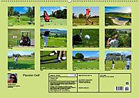 Passion Golf (Wandkalender 2019 DIN A2 quer) - Produktdetailbild 13