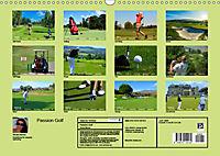 Passion Golf (Wandkalender 2019 DIN A3 quer) - Produktdetailbild 13