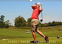 Passion Golf (Wandkalender 2019 DIN A3 quer) - Produktdetailbild 3