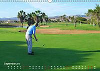 Passion Golf (Wandkalender 2019 DIN A3 quer) - Produktdetailbild 9