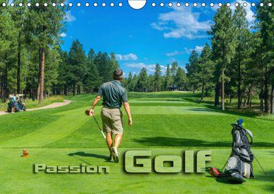 Passion Golf (Wandkalender 2019 DIN A4 quer), Renate Bleicher