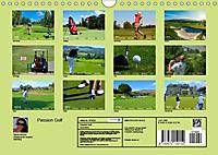 Passion Golf (Wandkalender 2019 DIN A4 quer) - Produktdetailbild 13