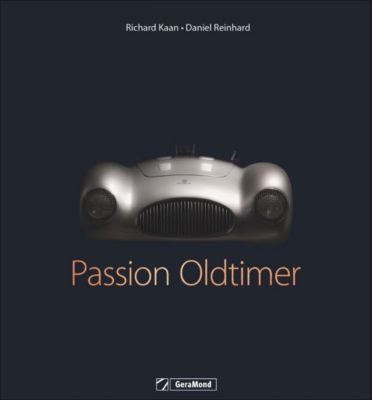 Passion Oldtimer, Richard Kaan