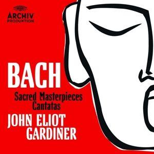Passionen,Weihnachtsoratorium & Kantaten Ltd.Ed., Johann Sebastian Bach