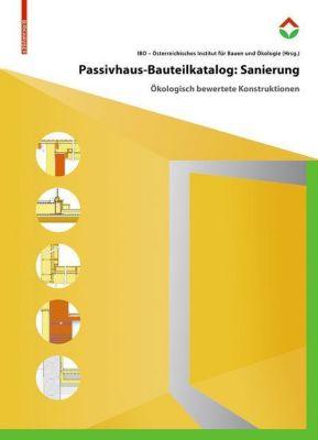 Passivhaus-Bauteilkatalog Sanierung