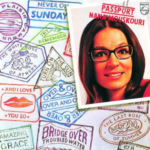 Passport, Nana Mouskouri