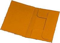 Pasta für Nachtigallen Sammelmappe - Motiv Orange Federn - Produktdetailbild 1