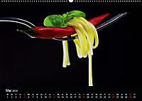 Pasta KreationenCH-Version (Wandkalender 2019 DIN A2 quer) - Produktdetailbild 5