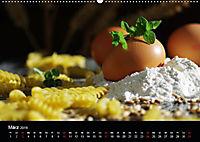 Pasta KreationenCH-Version (Wandkalender 2019 DIN A2 quer) - Produktdetailbild 3