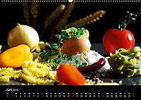 Pasta KreationenCH-Version (Wandkalender 2019 DIN A2 quer) - Produktdetailbild 6