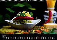 Pasta KreationenCH-Version (Wandkalender 2019 DIN A2 quer) - Produktdetailbild 4