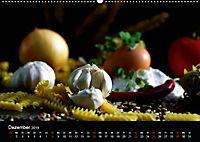 Pasta KreationenCH-Version (Wandkalender 2019 DIN A2 quer) - Produktdetailbild 12