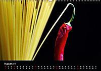 Pasta KreationenCH-Version (Wandkalender 2019 DIN A2 quer) - Produktdetailbild 8