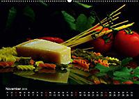 Pasta KreationenCH-Version (Wandkalender 2019 DIN A2 quer) - Produktdetailbild 11