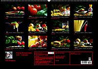 Pasta KreationenCH-Version (Wandkalender 2019 DIN A2 quer) - Produktdetailbild 13