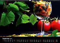 Pasta KreationenCH-Version (Wandkalender 2019 DIN A2 quer) - Produktdetailbild 9