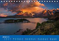 Patagonien-Land der Extreme (Tischkalender 2019 DIN A5 quer) - Produktdetailbild 1