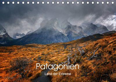 Patagonien-Land der Extreme (Tischkalender 2019 DIN A5 quer), Barbara Seiberl-Stark