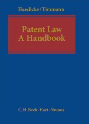 Patent Law Handbook