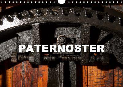 Paternoster (Wall Calendar 2019 DIN A4 Landscape), Alex Halada