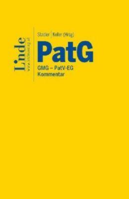 PatG, Kommentar (f. Österreich) -  pdf epub