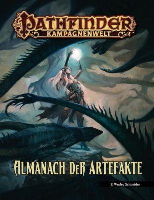 Pathfinder Chronicles, Almanach der Artefakte - Jason Buhlman |