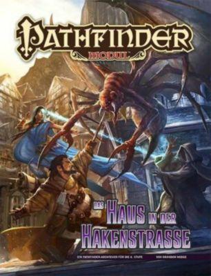 Pathfinder Chronicles, Das Haus in der Hakenstraße -  pdf epub
