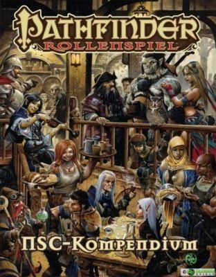 Pathfinder Chronicles, NSC-Kompendium - Jason Buhlman |