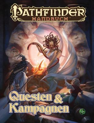 Pathfinder Chronicles, Questen & Kampagnen -  pdf epub